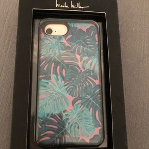 Nicole Miller IPhone case